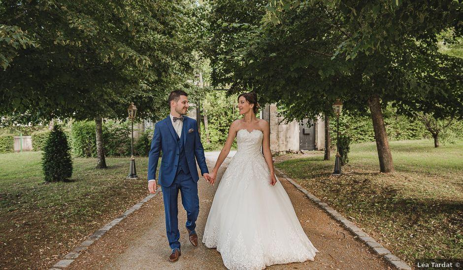 Le mariage de Vincent et Alexandra à Martillac, Gironde