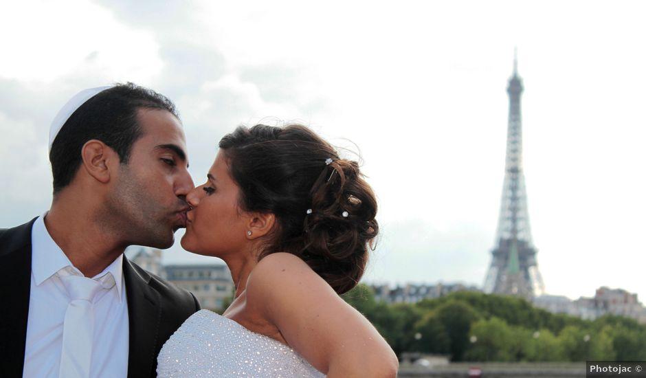Le mariage de Grégory et Myriam à Paris, Paris