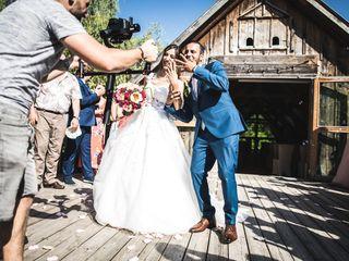 Le mariage de Barbara et Omar