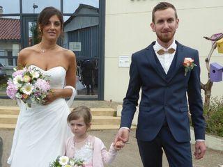 Le mariage de Charlene et Geoffrey 1