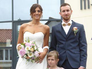 Le mariage de Charlene et Geoffrey 2
