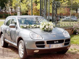Le mariage de Alyssa et Romain 2
