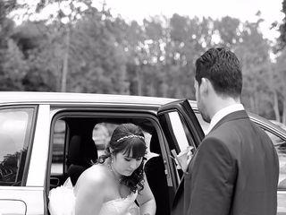 Le mariage de Alyssa et Romain 3
