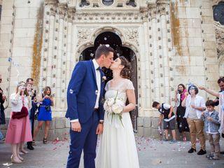 Le mariage de Clémentine et Alexandre