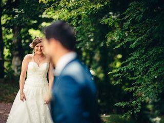Le mariage de Aline et Guillaume