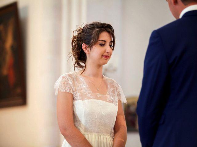 Le mariage de Alexandre et Clémentine à Bierné, Mayenne 21