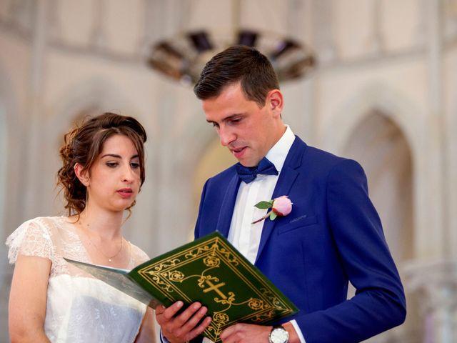 Le mariage de Alexandre et Clémentine à Bierné, Mayenne 25