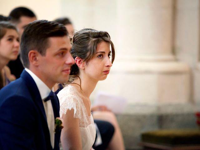Le mariage de Alexandre et Clémentine à Bierné, Mayenne 26