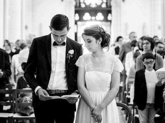 Le mariage de Alexandre et Clémentine à Bierné, Mayenne 27
