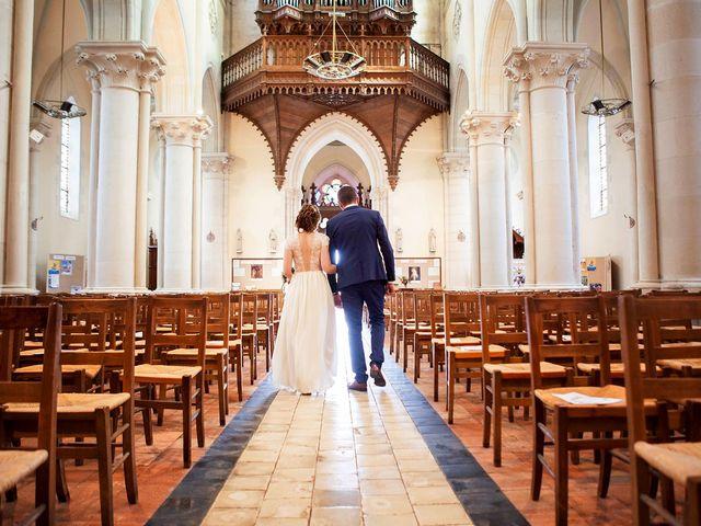 Le mariage de Alexandre et Clémentine à Bierné, Mayenne 28
