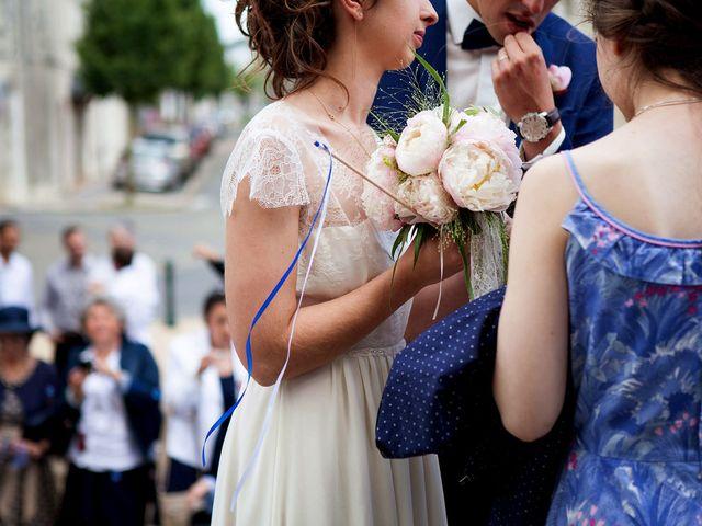 Le mariage de Alexandre et Clémentine à Bierné, Mayenne 29