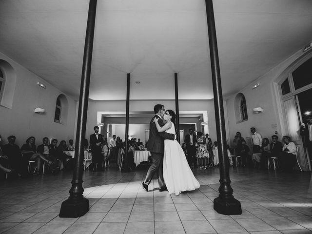 Le mariage de Julien et Alice à Coudrecieux, Sarthe 2