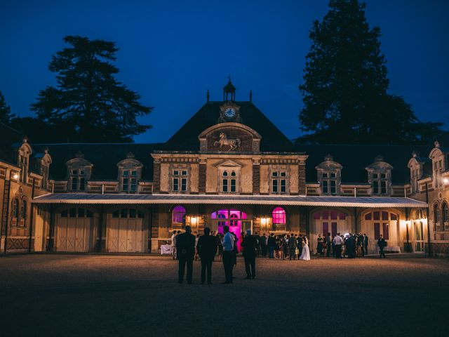 Le mariage de Julien et Alice à Coudrecieux, Sarthe 4