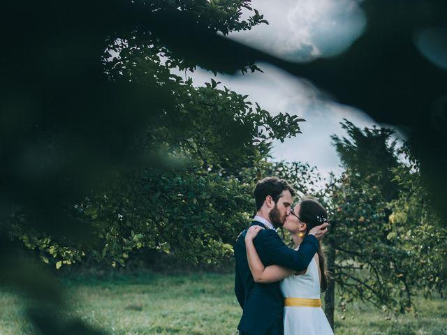 Le mariage de Julien et Alice à Coudrecieux, Sarthe 19