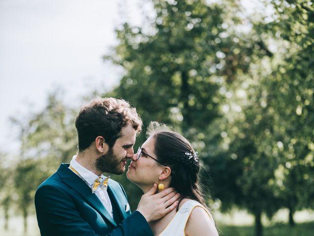 Le mariage de Julien et Alice à Coudrecieux, Sarthe 22