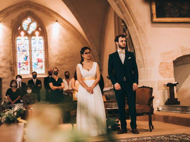 Le mariage de Julien et Alice à Coudrecieux, Sarthe 27