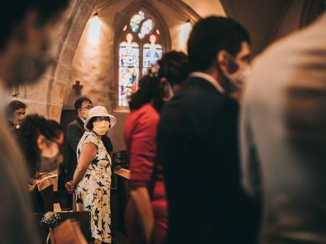 Le mariage de Julien et Alice à Coudrecieux, Sarthe 28