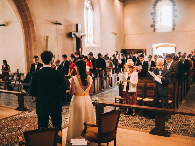 Le mariage de Julien et Alice à Coudrecieux, Sarthe 29