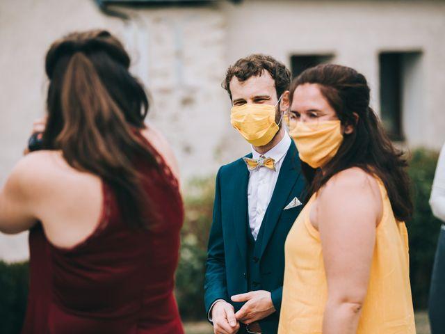 Le mariage de Julien et Alice à Coudrecieux, Sarthe 36