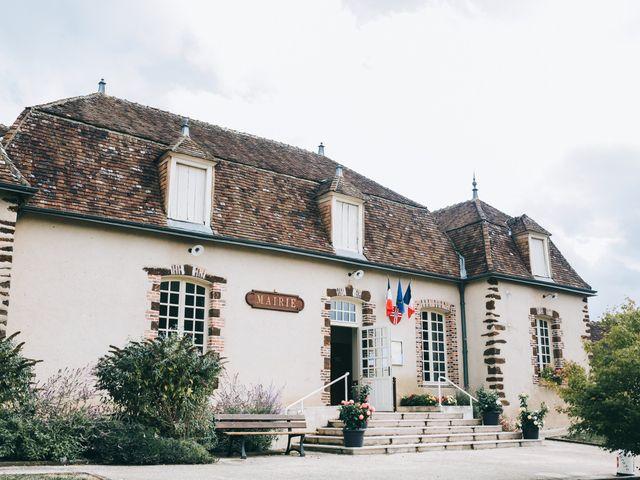 Le mariage de Julien et Alice à Coudrecieux, Sarthe 40