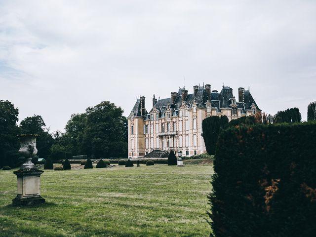 Le mariage de Julien et Alice à Coudrecieux, Sarthe 50