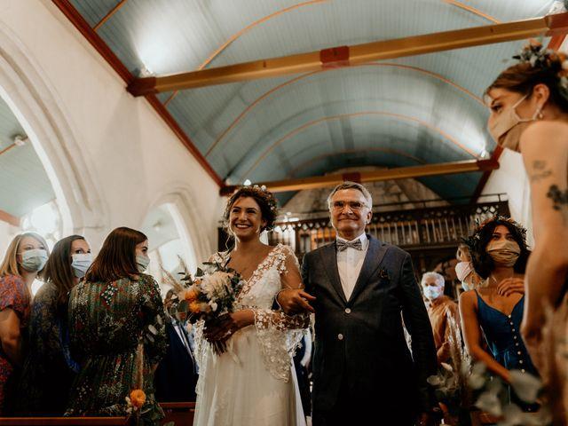Le mariage de Louis et Gladys  à Plomelin, Finistère 6