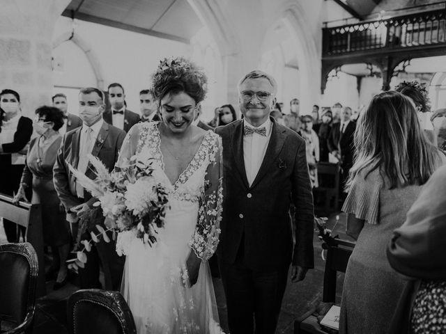 Le mariage de Louis et Gladys  à Plomelin, Finistère 7