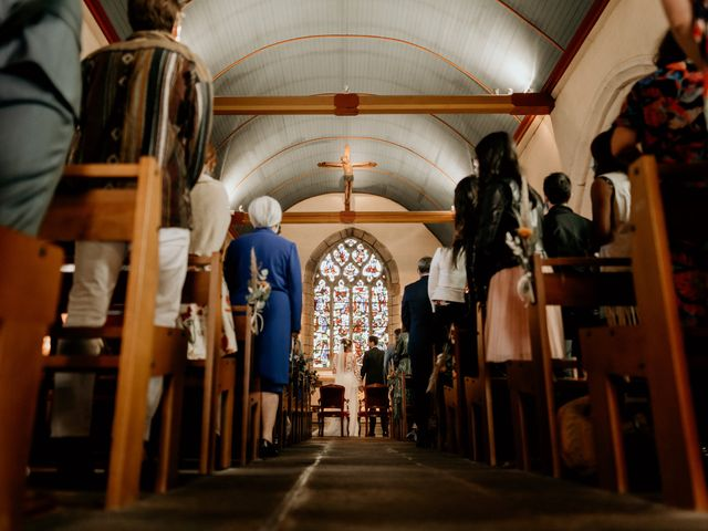 Le mariage de Louis et Gladys  à Plomelin, Finistère 8