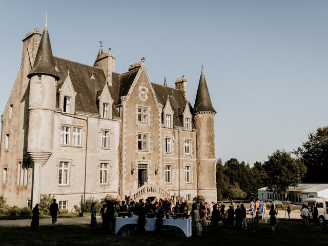 Le mariage de Louis et Gladys  à Plomelin, Finistère 16