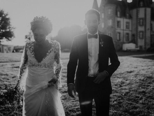 Le mariage de Louis et Gladys  à Plomelin, Finistère 17