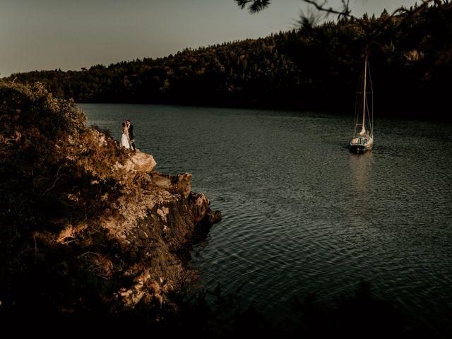 Le mariage de Louis et Gladys  à Plomelin, Finistère 1
