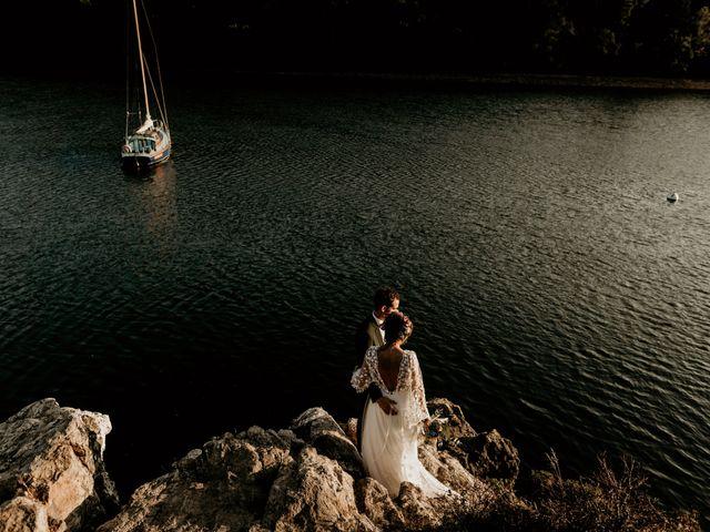 Le mariage de Louis et Gladys  à Plomelin, Finistère 19