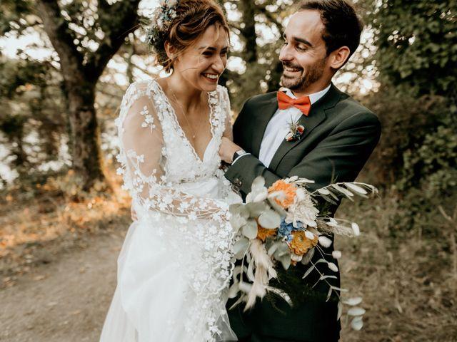 Le mariage de Louis et Gladys  à Plomelin, Finistère 2
