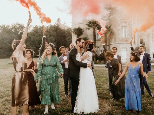 Le mariage de Gladys  et Louis