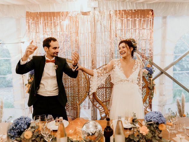 Le mariage de Louis et Gladys  à Plomelin, Finistère 28