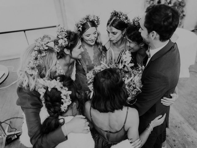 Le mariage de Louis et Gladys  à Plomelin, Finistère 31