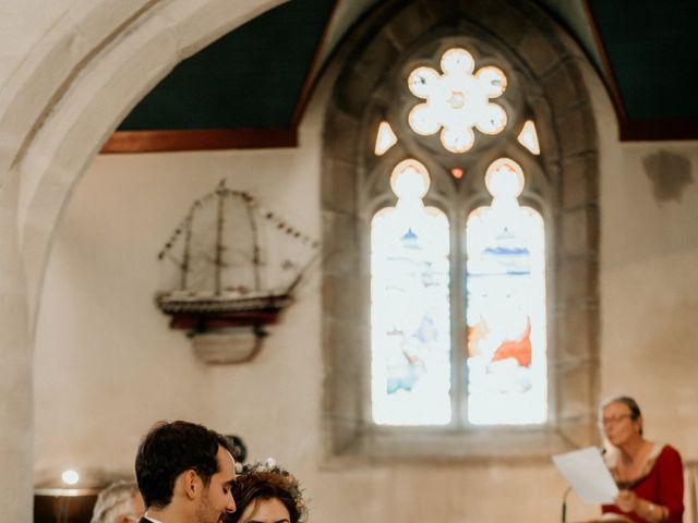 Le mariage de Louis et Gladys  à Plomelin, Finistère 66