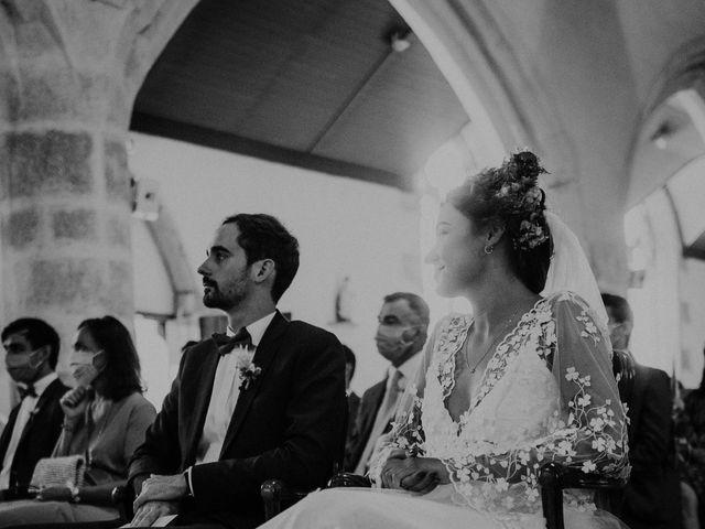 Le mariage de Louis et Gladys  à Plomelin, Finistère 67