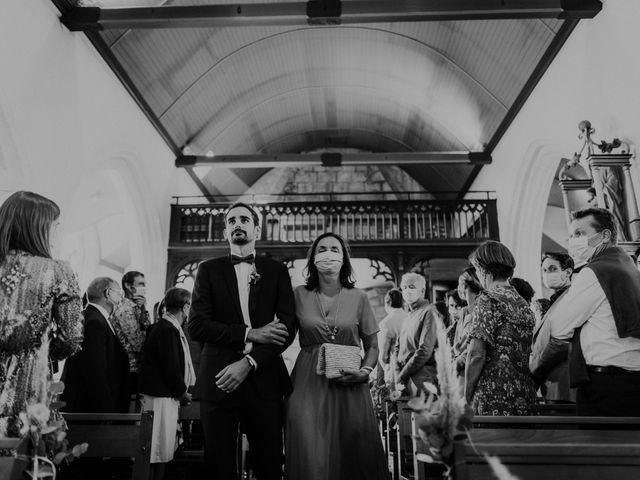 Le mariage de Louis et Gladys  à Plomelin, Finistère 117
