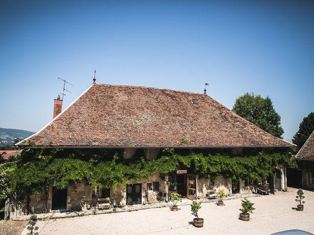 Le mariage de Omar et Barbara à Saint-Sixt, Haute-Savoie 7