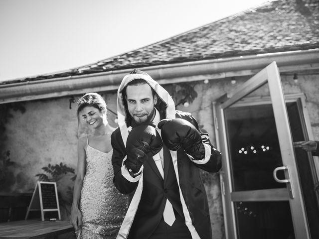Le mariage de Omar et Barbara à Saint-Sixt, Haute-Savoie 1