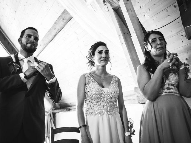 Le mariage de Omar et Barbara à Saint-Sixt, Haute-Savoie 33