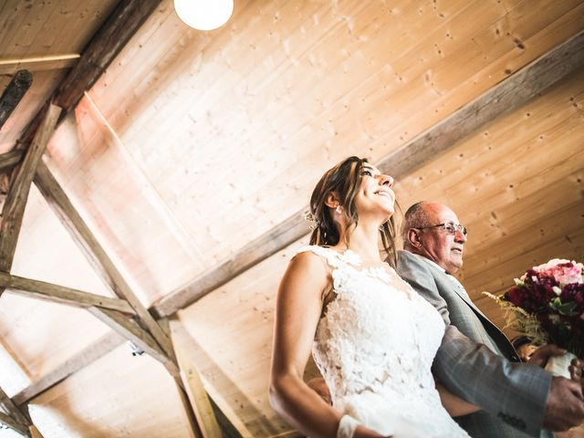 Le mariage de Omar et Barbara à Saint-Sixt, Haute-Savoie 34