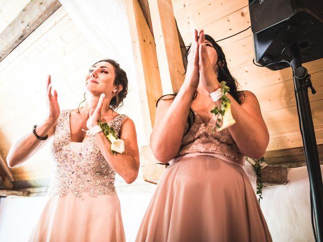 Le mariage de Omar et Barbara à Saint-Sixt, Haute-Savoie 35