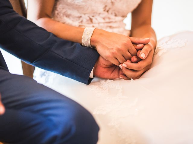 Le mariage de Omar et Barbara à Saint-Sixt, Haute-Savoie 36