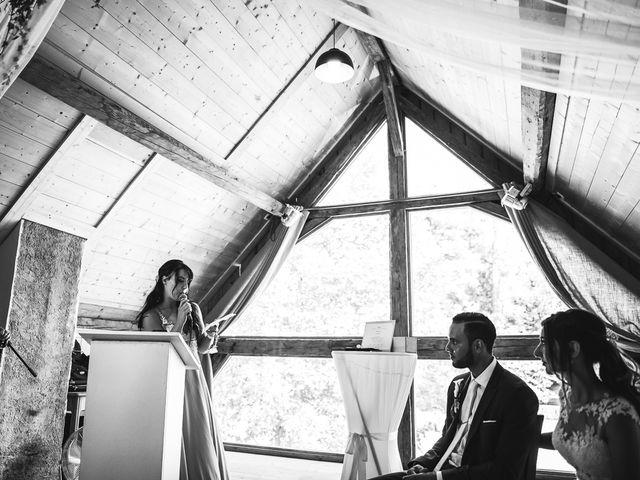 Le mariage de Omar et Barbara à Saint-Sixt, Haute-Savoie 37