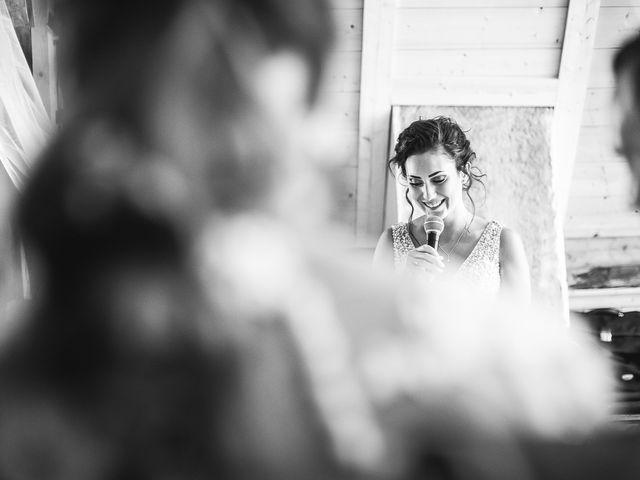 Le mariage de Omar et Barbara à Saint-Sixt, Haute-Savoie 38