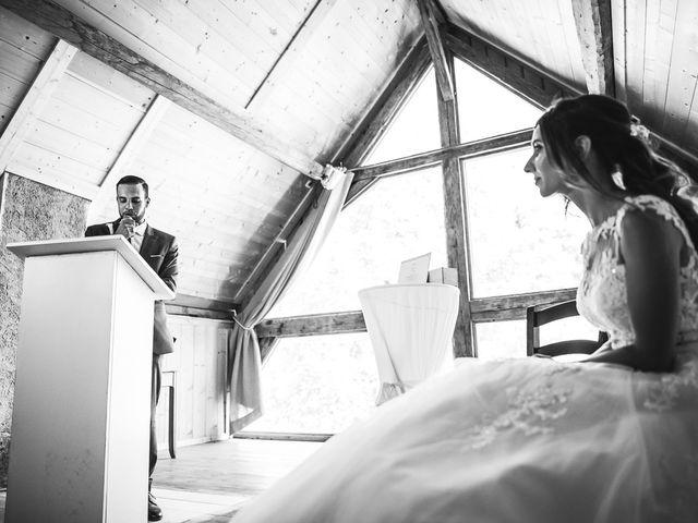 Le mariage de Omar et Barbara à Saint-Sixt, Haute-Savoie 39