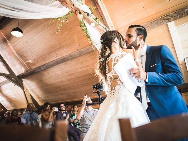 Le mariage de Omar et Barbara à Saint-Sixt, Haute-Savoie 41