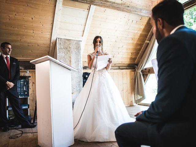 Le mariage de Omar et Barbara à Saint-Sixt, Haute-Savoie 42